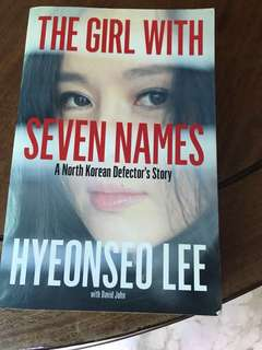 The girl with seven names - North Korean defector's story- Hyeonseo Lee