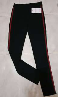 Legging women Red