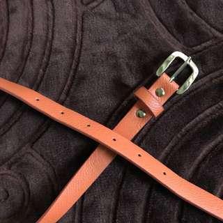 Belt for Kids - Orange
