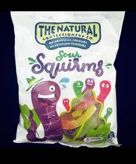🚚 澳洲正品 The Natural Confectionery Co 蛇形軟糖