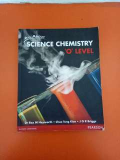 O level All about Science chemistry