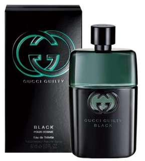 Gucci Guilty Black edt 90ml (men)