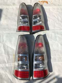 NISSAN SERENA C24 QR AUTECH TAIL LAMP