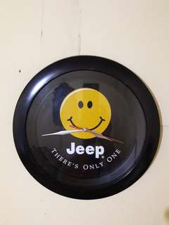 JEEP jam dinding merch