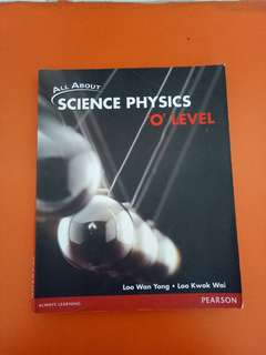 O level all about Science physics