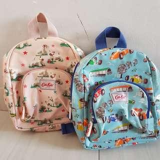 Pink Cath Kidston Toddler Bag