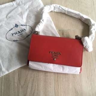 Prada mini bag crossbody bag 手袋