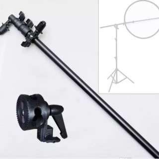 Light Stand Booms Reflector bracket arm for reflector frame reflector holder