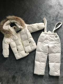 Moncler Girls set