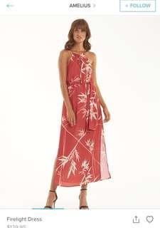 Firelight Dress RRP $139.95