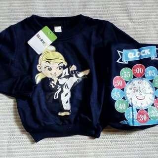 Sweater anak 2-3 tahun