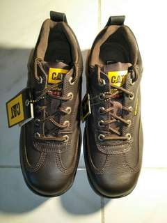 Authentic Brand New Caterpillar Steel Toe Safety Shoes