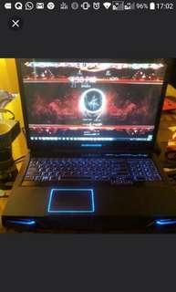 Alienware M17x R3 GTX680M I7 28650QM