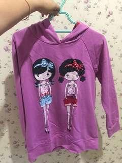 2 girls sweater