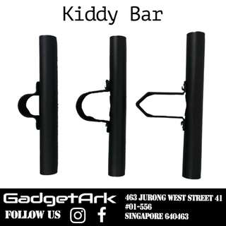 Kiddy Bar for Electric Scooter Escooter Bicycle Ebike Handlebar Handle Mount Bracket