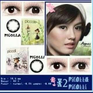 Softlens X2 Picolli & Picolla