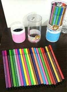 Aihao color pen