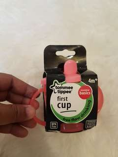 Tommie tippee sipping cup