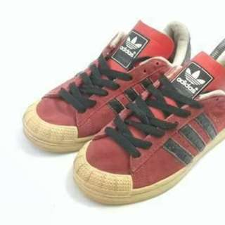 Vtg Adidas Halfshells 70s