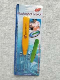 Flashlight Earpick 著燈耳仔棒