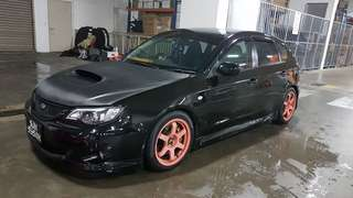 Subaru hatchback 2.0RS