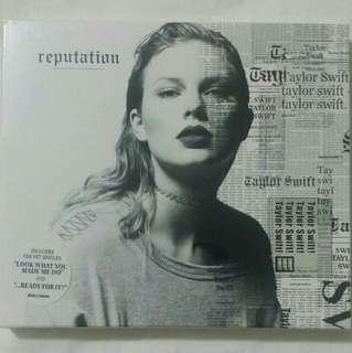 [Music Empire] Taylor Swift - Reputation CD Album