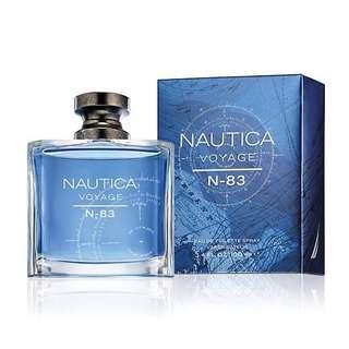 Nautica Voyage N-83 (men) Edt