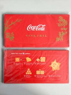 Coca Cola Red Packet