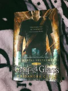 Mortal Instruments: City of Glass