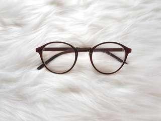 Retro Vintage Glasses Frame