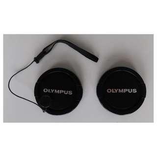 Olympus LC-58B 58mm lens caps