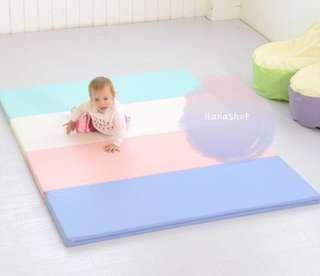 獨家✨全新可摺疊playmat