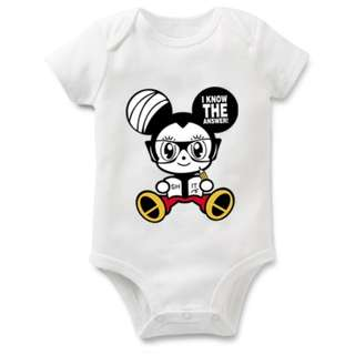 Micky Baby Romper Baby Cloths