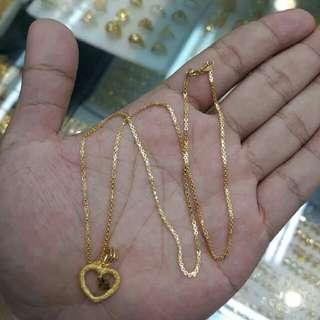 saudi gold,21k