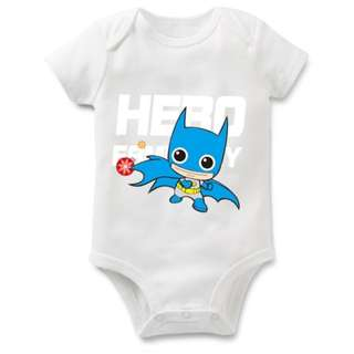 Batman Cute Baby Romper