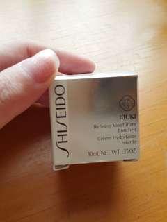 Shisedo refining moisturizer