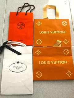 Nice paper bags