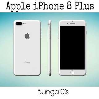 Kredit Iphone 8 Plus, garansi internasional