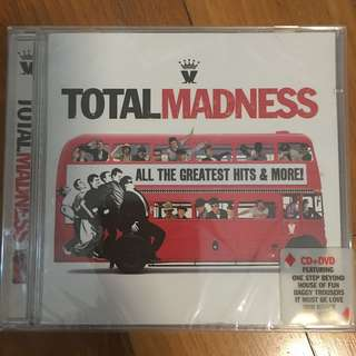 Total madness ( CD + DVD )