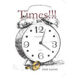 Ebook TIME - Zhee Lalune