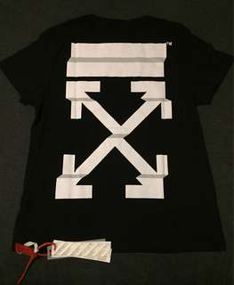 Off White Hong Kong Exclusive Tee
