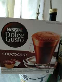 Nescafe dolce gusto chococino
