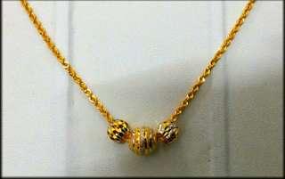 Rantai emas 916