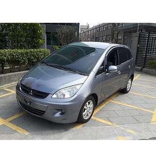 三菱 超優質國產車 COLT PLUS 1.8 灰2010 自排