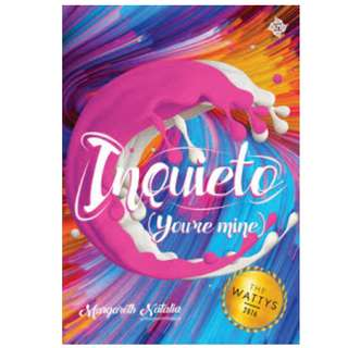 Ebook Inquieto - Margareth Natalia