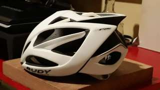 Rudy's Project - Airstorm Bike Helmet (Matte White)