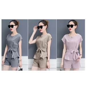 GSS688X TOP+SHORTS