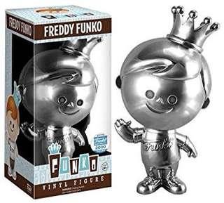 Funko Vinyl Retro Freddy Chrome LE 2000pcs