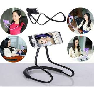 Neck Hanging Holder Phone Stand Lazy Pad Holder