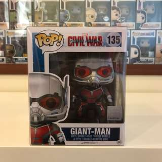 CIVIL WAR: GAINT-MAN